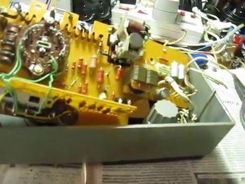 Ц4311...Ц43101 Разборка комбинированного прибора .