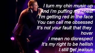 Chris Jamison-Jealous-The Voice 7[Lyrics]