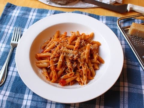 Food Wishes Recipes – Spicy Sausage Ragu Pasta Sauce – Penne Pasta with Sausage Ragu Recipe