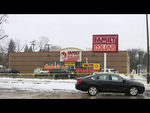 Police: Bounty hunters shoot man outside Detroit Family Dollar store