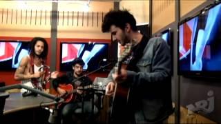 BB Brunes - Coups et blessures (live chez NRJ)