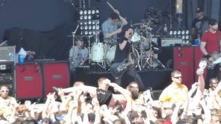 Chevelle Hats Off To The Bull Live @ Rock On The Range Columbus Oh 5 19 2012