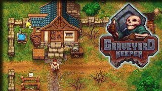 Mystery Meat... – Graveyard Keeper Gameplay – Let's Play Part 1 - Video Youtube
