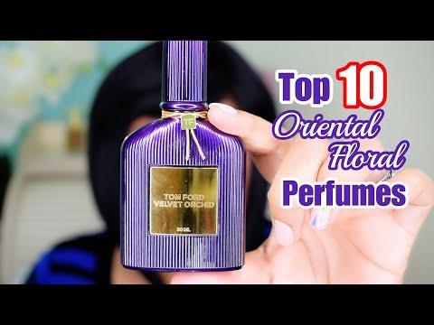 Top 10 Oriental Floral Perfumes