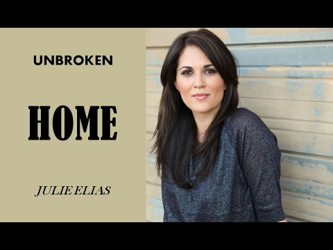 Julie Elias - Home (Lyrics)