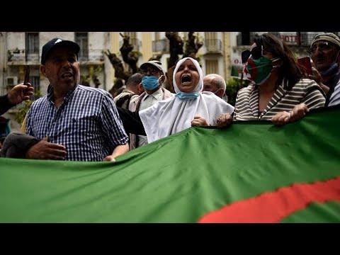 Algérie : le gouvernement durcit le ton Algérie : le gouvernement durcit le ton
