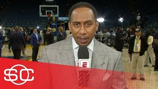 Stephen A. Smith goes off after Game 2: It's time to bench JR Smith | SportsCenter | ESPN