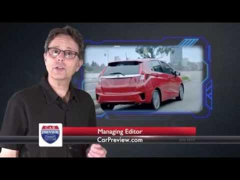 Cargo and Seat Demo: Honda's Versatile 2015 Fit