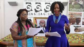 GUBA 2017 NOMINEE ANNOUNCEMENT