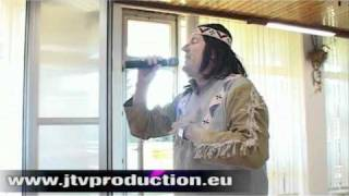Robo Kaiser - Winnetou na Slovensku