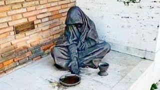 Bezdomni Watykanu, Watykan bezdomnych