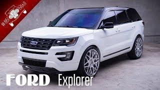 Обновленный Ford Explorer в России