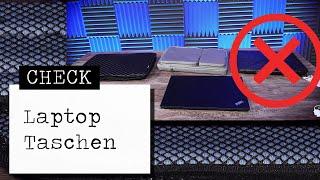 Die deppertsten Laptop Taschen (Review Quicky)