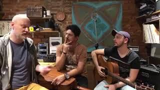 Ao vivo Lá em casa Convida e Country Guitar Br entrevistas - Ismaily Sanches e Marcio Carriel