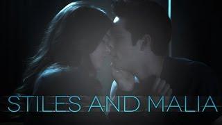 "Ролевая игра по сериалу ""Teen wolf"",  Teen Wolf: Stiles and Malia -- Crush"