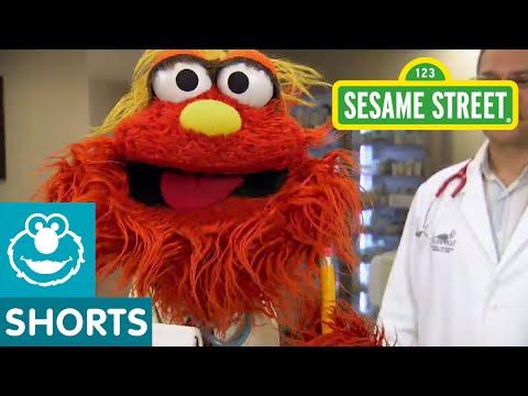 Sesame Street: Welcome to Vet School!