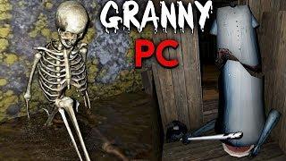 ОБНОВЛЕНИЕ ГРЭННИ НА ПК - Playing in Granny Update