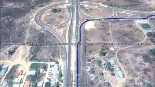 preview picture of video 'Lotificación Villa Cory - Como llegar desde Comayagua'