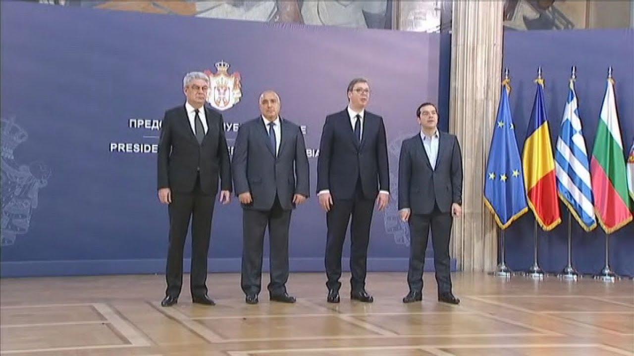 Στο επίκεντρο η οικονομική συνεργασία και η ευρωπαϊκή ολοκλήρωση των δυτικών Βαλκανίων