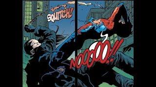 Spider-Man vs Morlun - Spider-Man