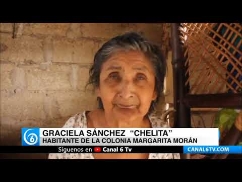 Doña Chelita: Un rostro de pobreza y tristeza en Veracruz