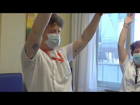 Εβδομάδα για την υγεία: Ο αγώνας του υγειονομικού προσωπικού ενάντια στην Covid-19…