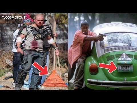 21 PELÍCULAS de HOLLYWOOD FILMADAS en MÉXICO y que no TENÍAS IDEA