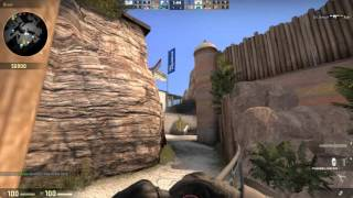 INSANE MATCH ON CS:GO!