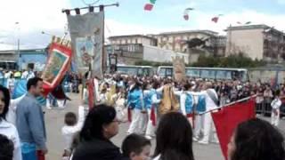 preview picture of video 'Madonna dell'arco lunedi in albis 2/3'