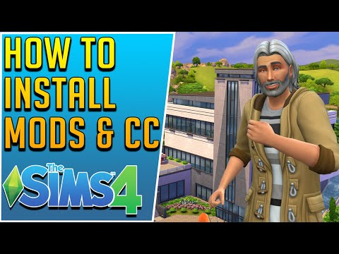 Download How To Download Mods And Custom Content The Sims 4 Tuto