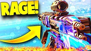 THE WORST SNIPER IN BLACK OPS 3, RAGE & FAILS! (Black Ops 3  Funny Moments)