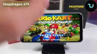 Snapdragon 675 Vs Helio P70 Kirin 710 Gaming ComparisonDolphin TestAdreno 612 Mali G72 G51