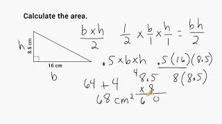 Multiplying Decimals To Calculate Area And Volume