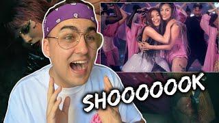 REACTION: Lady Gaga, Ariana Grande RAIN ON ME | JJ