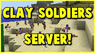 Minecraft Clay Soldiers Civilization Project Coming Of The Tribes - Minecraft namen andern himgames