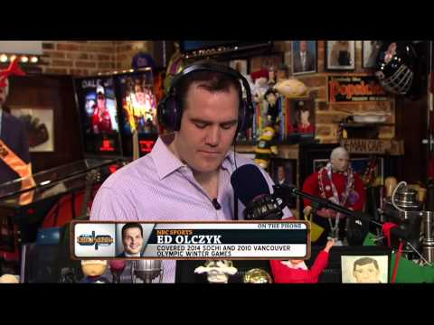 Ed Olczyk on The Dan Patrick Show (Full Interview) 05/01/2015