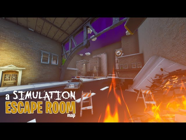 ESCAPE ROOM SIMULATION