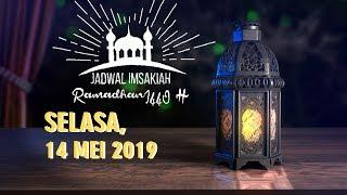 Jadwal Imsak dan Buka Puasa Selasa 14 Mei 2019 Bulan Ramadan 1440 H