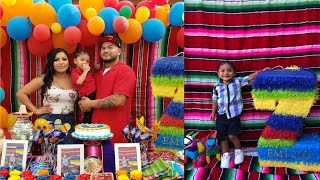 Mexican House Party | Fiesta Theme