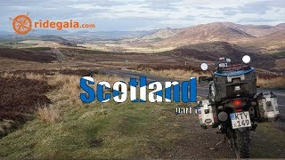 Ep 69 - Scotland (part 1) - Motorcycle Trip Around Europe