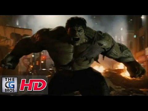"CGI VFX Making of Short : ""Hulk In Harlem""  by – SunnyBoy Studios"