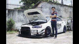 """Otosaigon - Câu chuyện về chiếc Mitsubishi Evolution X """"độ"""" 600 hp tại Việt Nam"""