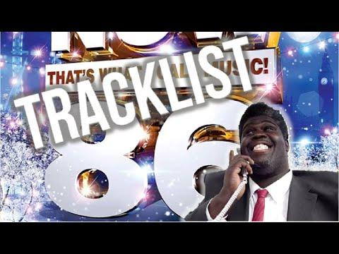 Now 86 Tracklist