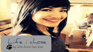 Life i chose by Julie Anne San jose (Rnb must have)