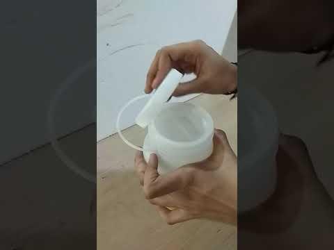 Polysharps 1 Litre Plastic Medical Sharps Collector