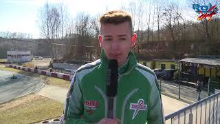 Konstantin Kapetanidis wird Rok Shifter Pilot 2018