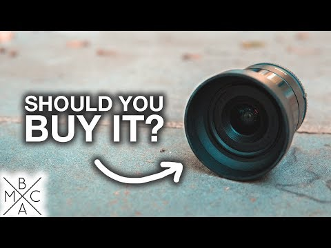 Sigma 19mm f/2.8 Lens REVIEW: Watch THIS Before You BUY! 🎥