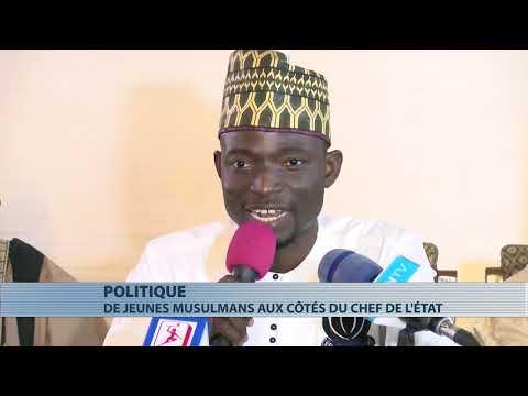 Politique : des jeunes musulmans aux côtés de Patrice Talon Politique : des jeunes musulmans aux côtés de Patrice Talon