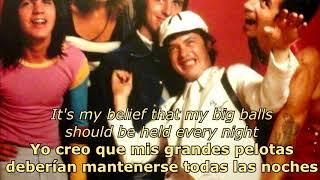 Big Balls (Español/Inglés) - AC/DC (Cover)