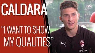 "Caldara to Milan TV: ""I want to show my qualities"""